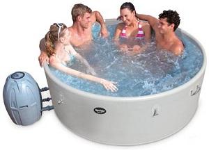 Lay Z Spa Bestway Schweiz Aufblasbarer Whirlpool Willkommen